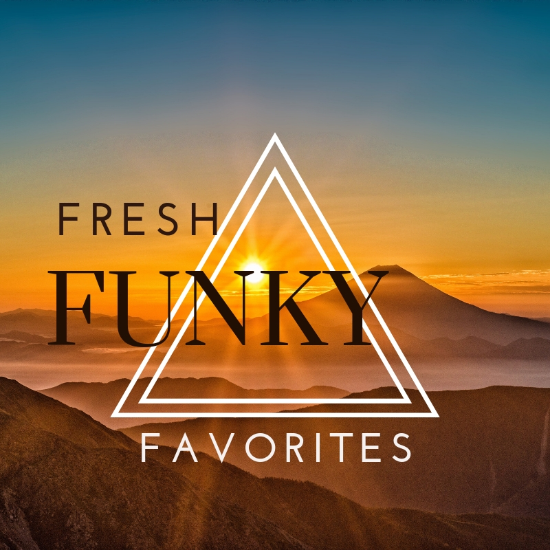 Spotify playlist cover: Fresh Funky Favorites