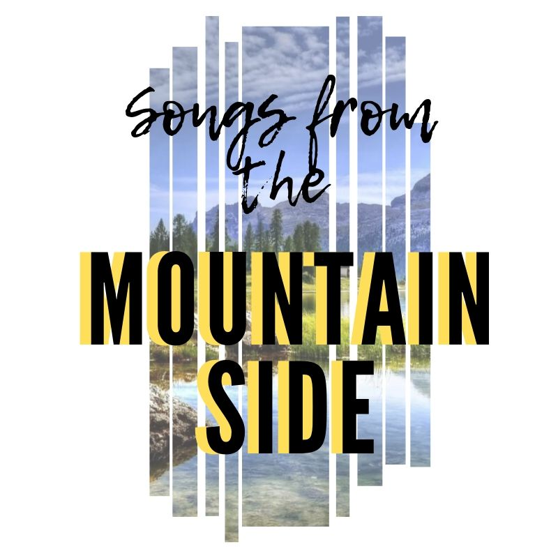 Spotify playlist cover: Songs from the Mountainside